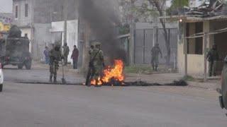Militares en Reynosa de cazadores a cazados por el crimen organizado en México