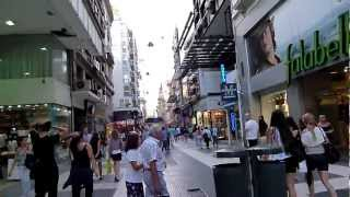 Buenos Aires, Rua Florida, Galerias Pacífico