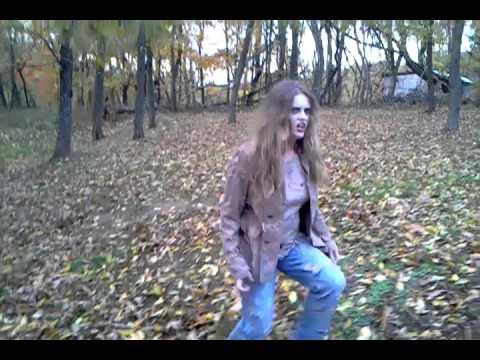 Marietta Ohio teenage zombie in my yard