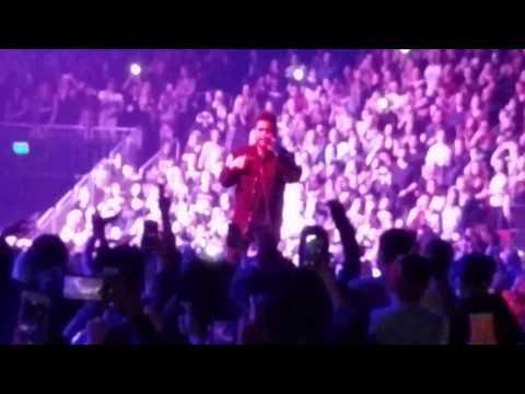 The Weeknd, STARBOY, Starboy Tour 2017 Seattle