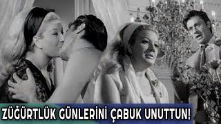 Jale'nin Kıskançlığı Kemal ile Sonları Olur - Karanlıklar Meleği (1966)