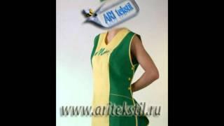 видео пошив одежды для персонала