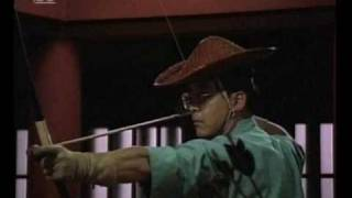A short history of Yabusame - from programme Arms in Action - Kyudo / Japanese archery