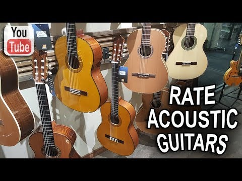 How to Rate Acoustic Guitars [the RIGHT Way]