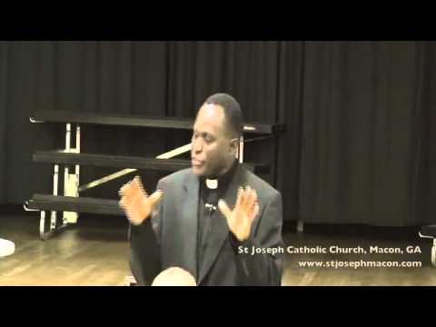 RCIA - Anointing of the Sick and Dying - Fr Godfred Boachie-Yiadom