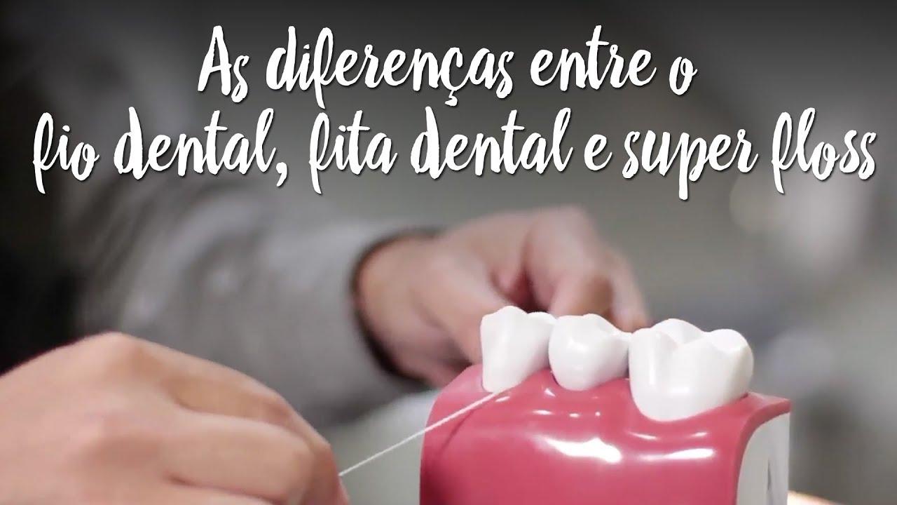 55ecc24bf As diferenças entre o fio dental