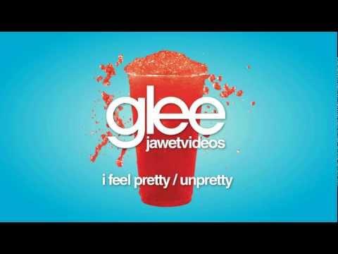 Glee Cast - I Feel Pretty / Unpretty (karaoke version)