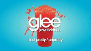 Glee Cast - I Feel Pretty / Unpretty (karaoke version)