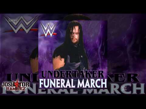 WWE: Funeral March (Undertaker) by Jim Johnston - DL with Custom Cover