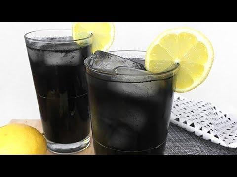 Diese schwarze Limonade ist so Kraftvoll, dass du vorsichtig sein solltest!