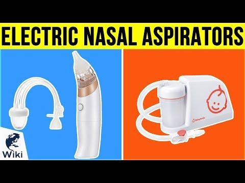 6 Best Electric Nasal Aspirators 2019