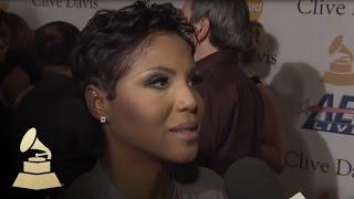 Toni Braxton at Pre GRAMMY Gala   GRAMMYs