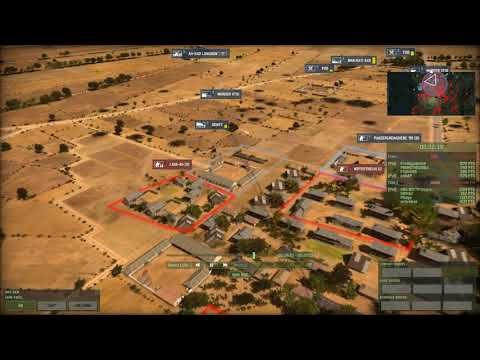 Wargame Red Dragon - total defeat