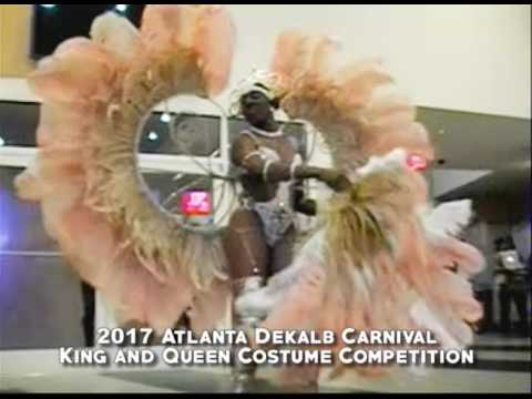 2017 Carnival King & Queen Costume Competition