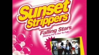 Letras de Sunset Strippers falling stars