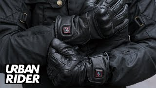 Gerbing XR Leather Heated Motorcycle Glove Review