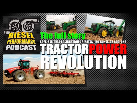 Tractor Power Revolution by The Diesel Performance Podcast