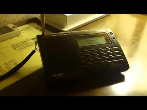 FM radio station in Okinawa - August 21, 2012 23:07