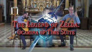 Ocarina of Time Suite - Instrumental Game Music - Video Game Songs for Guitar