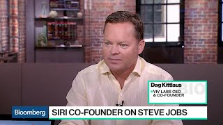 Siri Co-Founder Says Steve Jobs Was 'Relentless'