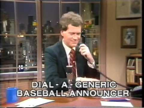 Dial-It-Services on Late Night, May 18, 1982