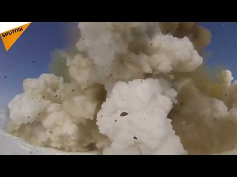 Russia's New Ballistic Missile Defense System Test