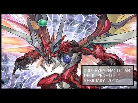 Odd-Eyes Magician Deck Profile February 2017 POST RAGING TEMPEST