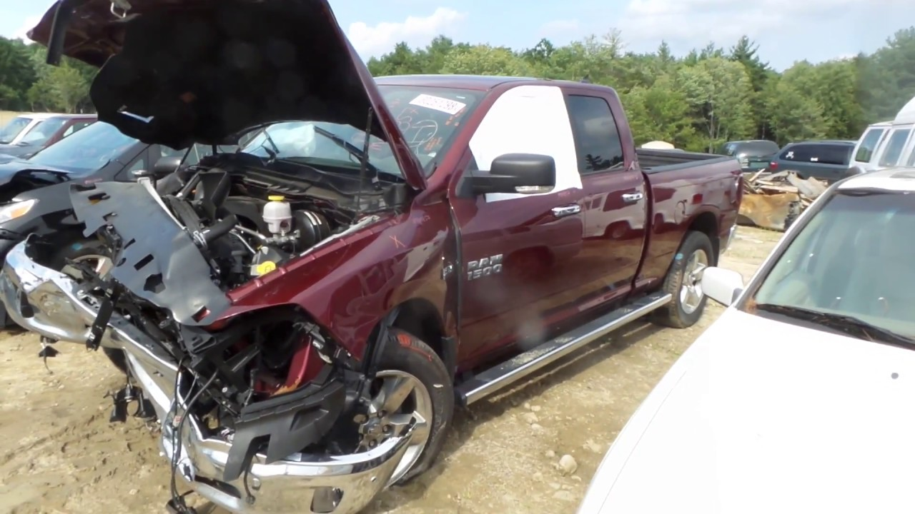 Parting Out 2017 Dodge Ram 1500   Stock # M80857