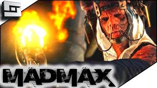Mad Max Gameplay - WHERE THERE IS SMOKE! ( Walkthrough ) Part 35
