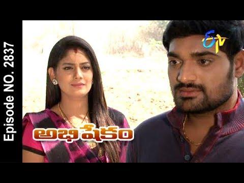 Abhishekam   19th February 2018  Full Episode No 2837   ETV Telugu