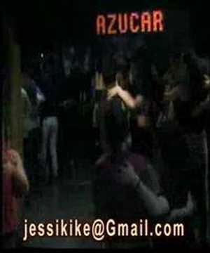 Jessica Kike Afro Rumba Son Salsa Shows Columbia