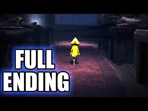 LITTLE NIGHTMARES - Ending / No Commentary