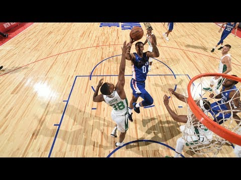 Alum Troy Williams' Best Plays of 2018 NBA Summer League
