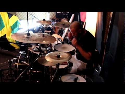Enter Shikari - Warm Smiles Do Not Make You Welcome Here (drumcover) 2012 mp3