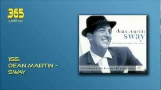 155. Dean Martin - Sway (1954)