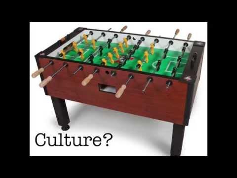 Reinventing Organizations through Culture - Intro