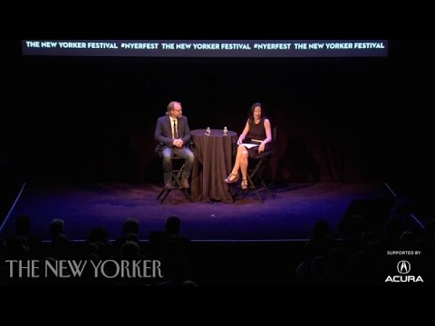 Actor Ethan Hawke discusses his career - The New Yorker Festival - The New Yorker