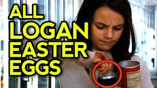Logan Full Movie Breakdown & Visual Analysis. Logan Easter Eggs, Logan Trivia, Logan References to X-Men Comics. Logan Final Hugh Jackman Wolverine ...