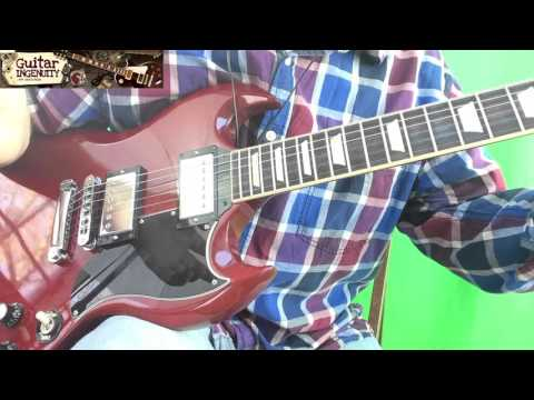 How To Play 500 Miles Away From Home On Guitar