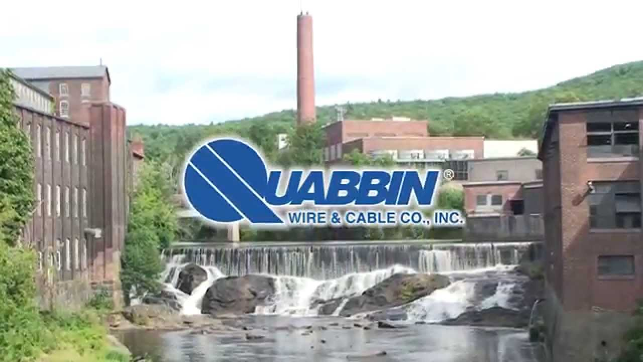 Connect with Quabbin Wire & Cable Co., Inc. - YouTube