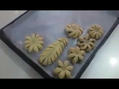 عدة طرق لتشكيل الكعك بالتمر المعمول رهيييبة جدا Youtube