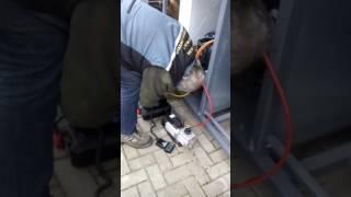 Reparatur einer Wärmepumpe Teil 2