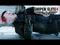 Sniper Elite 4 Italia - DLC Matando o Hitler!!!! [ PC - Playthrough ]