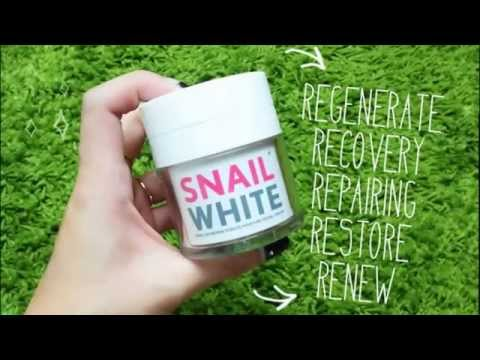 Kem Ốc Sên Dưỡng Trắng Da Snail White Thái Lan