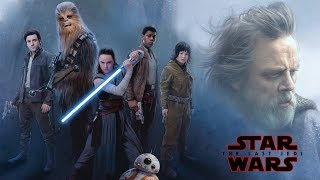 Star Wars: The Last Jedi Discussion