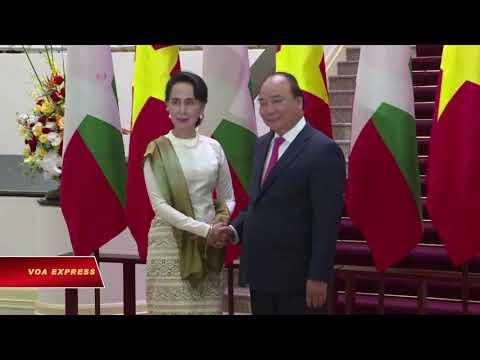Aung San Suu Kyi tới VN, giới hoạt động 'không kỳ vọng gì' ở thần tượng 'đã bị hoen ố'