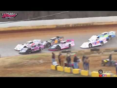 Super Late Model Feature @ Boyds Speedway (2-3-18)