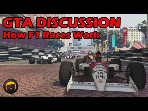 How GTA Online Open Wheel F1 Races Work - GTA 5 Discussion #128