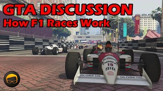 How GTA Online Open Wheel F1 Races Work - GTA 5 Discussion #128