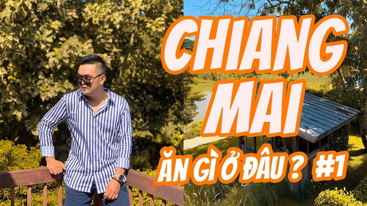 DU LỊCH CHIANG MAI THÁI LAN #1 Thuê căn hộ, xe máy, đi ăn Buffet Lẩu - Sushi, đi chợ đêm Chiang Mai!